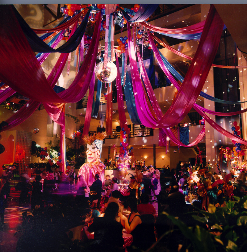 Party Décor - San Francisco Event Planners  Inspire Productions