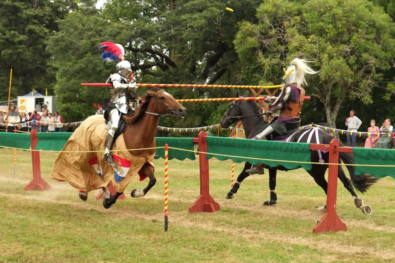 Medieval Jousting